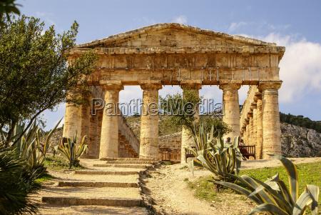 el sitio arqueologico de la antigua