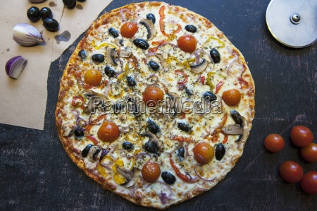 comida interior cocina vegetal cebolla oliva