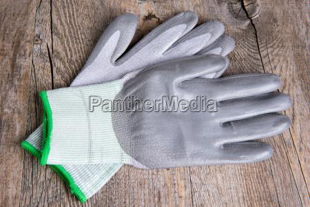 guantes protectores para el trabajo