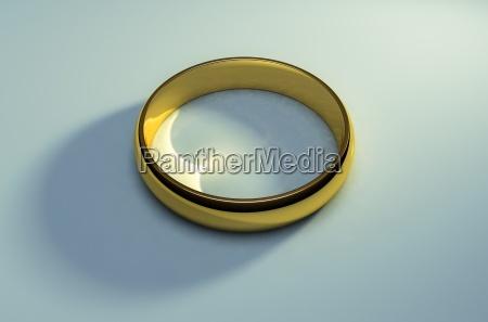 anillo boda matrimonio conexion separacion anillo