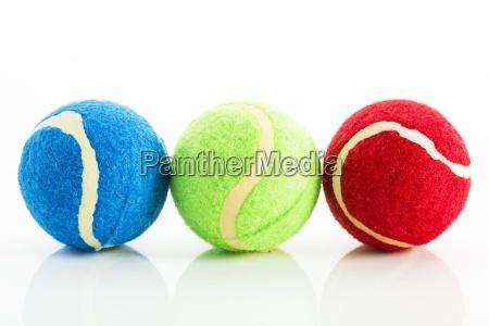 pelotas de tenis para animales