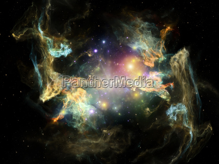 vida interior del espacio