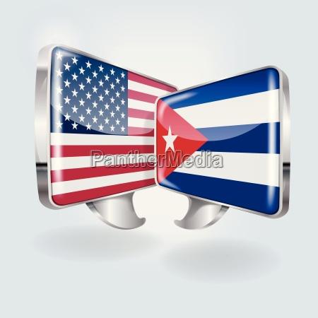 discurso en cuba y america