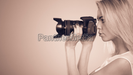 chica imagenes del shooting del fotografo