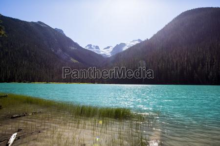 azul verde reserva natural canada epoca