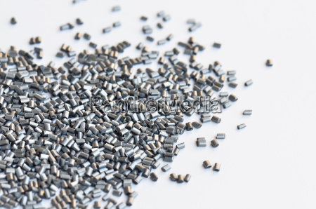 granulado de plata