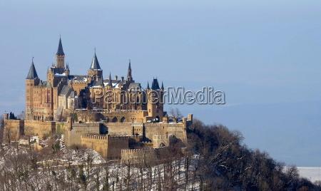 castle hohenzollern inversion