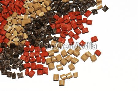 granulos rojosmarrones