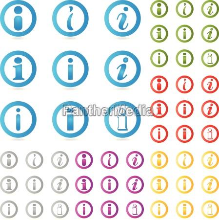 info informacion signo simbolo icono