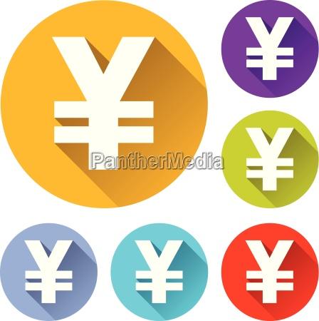 yen icons