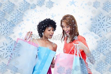mujer azul risilla sonrisas amistad hermoso