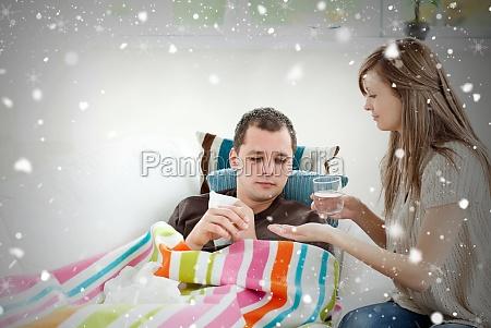 novia cuida que da a su