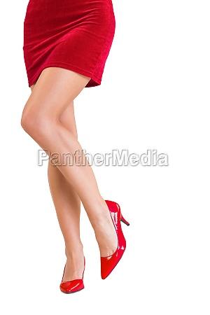 mujer falda hermoso bueno liberado moda