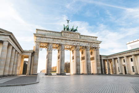 brandenburger tor en berlin