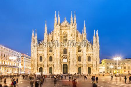catedral de milan duomo di milano
