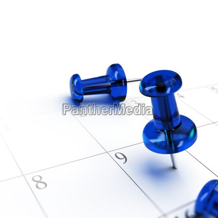 programar fijar una fecha