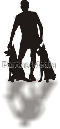 personas gente hombre animal mascotas animal