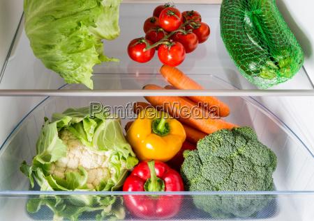 comida interior vegetariano fruta vegetal fresco