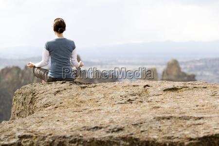 paseo viaje relajacion eeuu sentir rocas