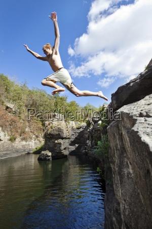 eeuu rocas rock libertad activo saltos