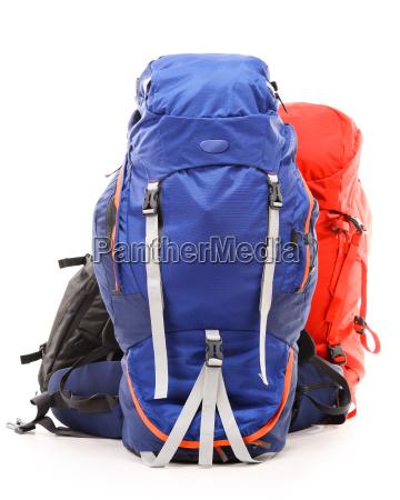 paseo viaje mochila bolsa bagage equipaje