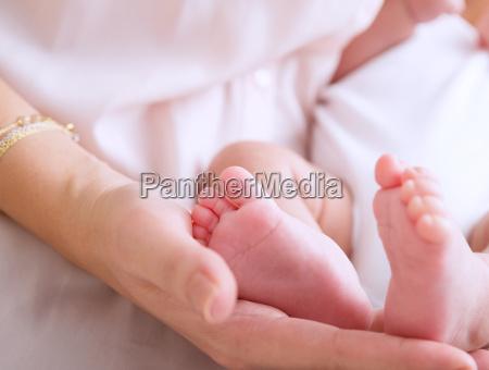 concepto de maternidad feliz