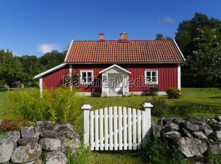 sweden house