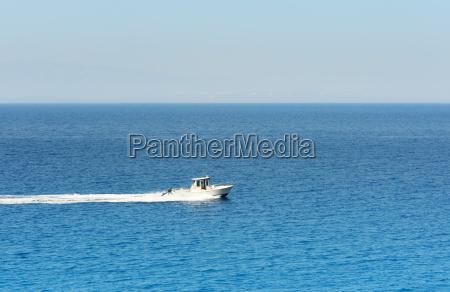 azul fiesta vacaciones costa mediterraneo motora
