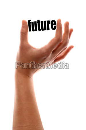 estrategia dedo futuro medida logro palabra