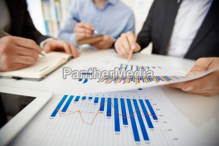 cuadro financiero