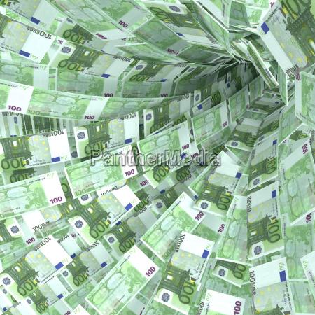 strudel de dinero desde 100 euros