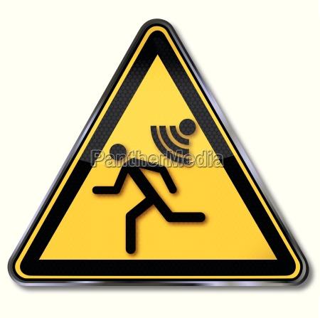 monitoreo sirena alarma escape advertencia ladron