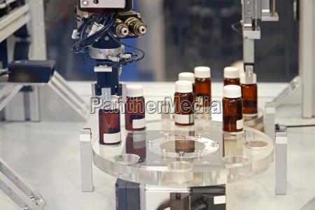 produccion farmaceutica