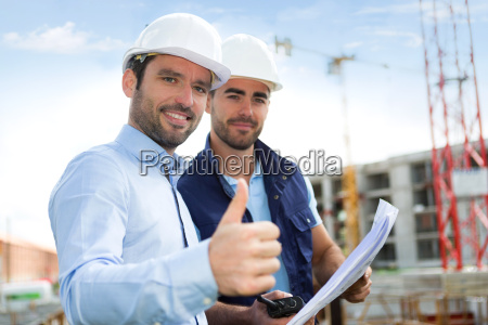 ingeniero y trabajador ver modelo en