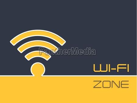 conexion inalambrica publicitario zona