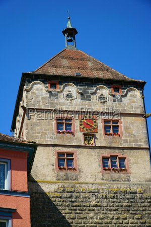 azul torre historico ciudad fiesta vacaciones