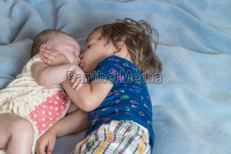 hermano y hermana amor