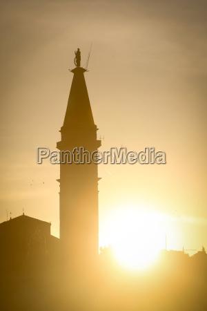 torre de la campana de santa