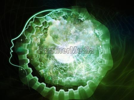 geometria despliegue del interior