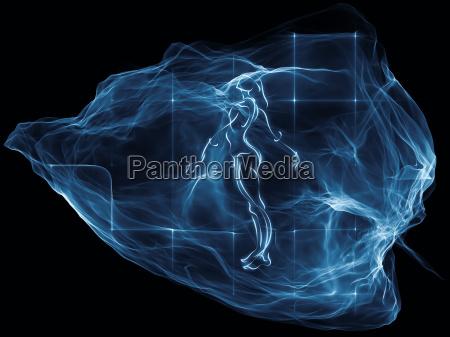 la vida interna de las particulas