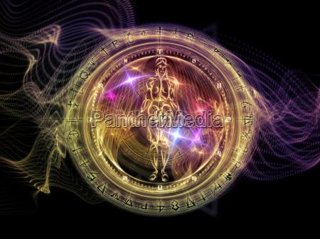 visualizacion de geometria sagrada