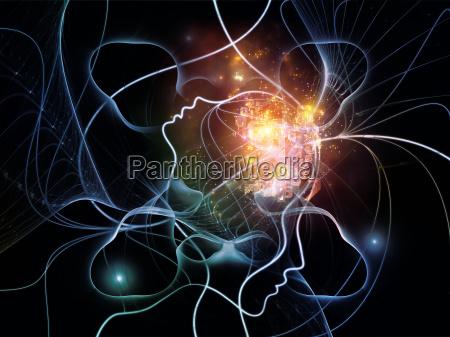 red virtual de pensamiento