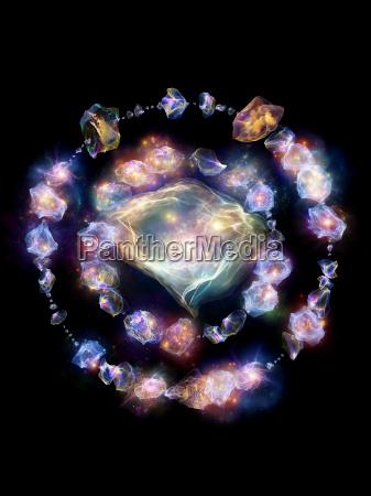 sonyando con joyas