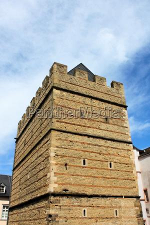 frankenturm en treveris