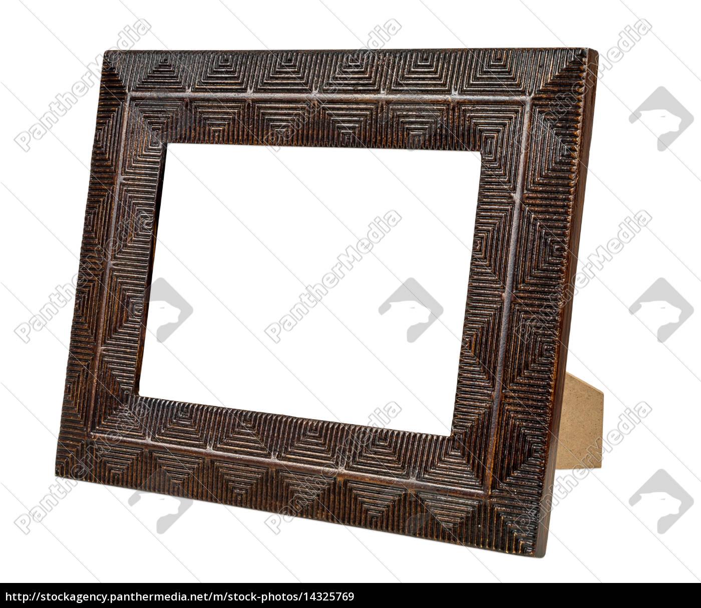 marco, de, cuadro, de, bronce, decorativo - 14325769