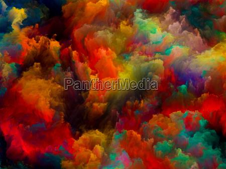 avance de color