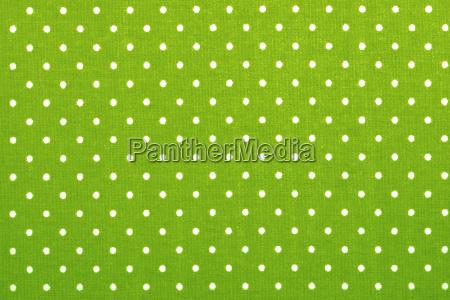 green polka dots background