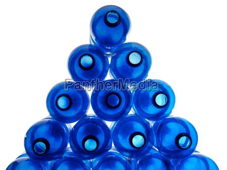 botellas plasticas