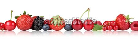 bayas frutas fresas frambuesa frambuesas en