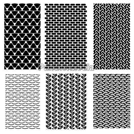 ornamentos geometricos abstractos